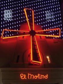 Software, LED contents.  El Molino | Barcelona   2011